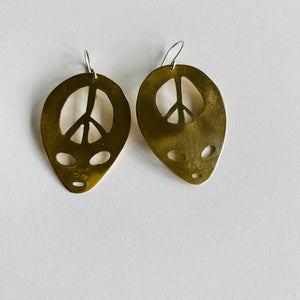 Lost Cove - Peace of Mind Earrings