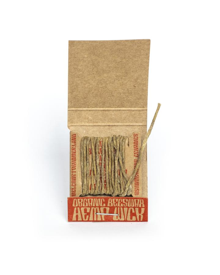 Summerland Ceramics - Organic Hemp Wick Booklet