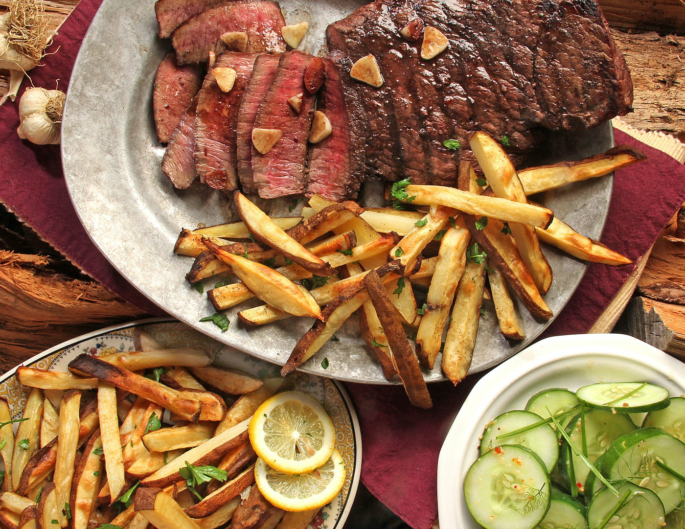 What Temperature To Grill Steak On A Gas Grill Outdoor Cooking Pros
