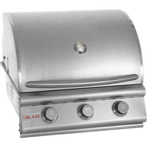"Blaze Grills 25"" BLZ-3 Built-in Gas Grill"