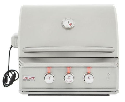 "Blaze Professional 24"" Built-in Gas Grill"