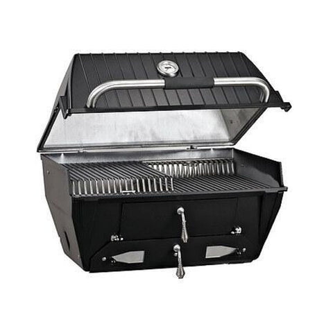 Broilmaster C3 Large Cast Aluminum Charcoal Grill