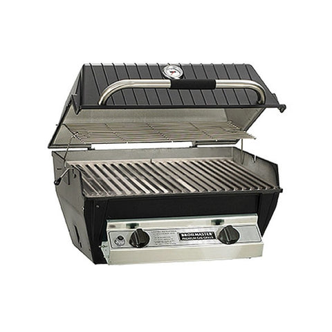 Broilmaster R3B Infrared Blue Flame Burner Combo Grill