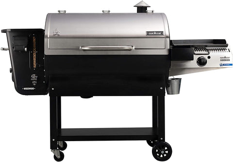 Camp Chef 36-inch Woodwind WiFi Pellet Grill