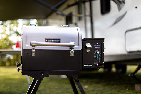 Camp Chef portable pellet grill
