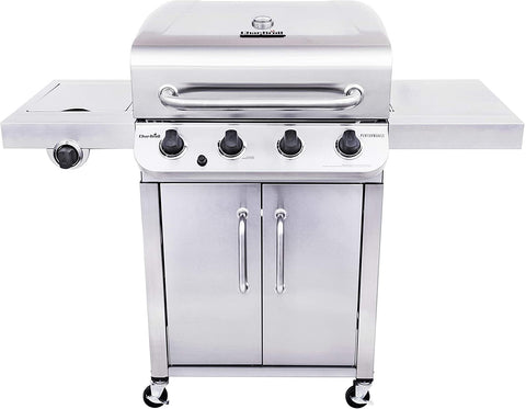 Char-Broil 463375919 Performance Stainless Steel 4-Burner Liquid Propane Gas Grill