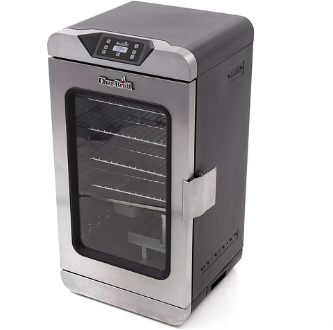 Char-Broil Deluxe Stainless Steel Digital Electric Smoker