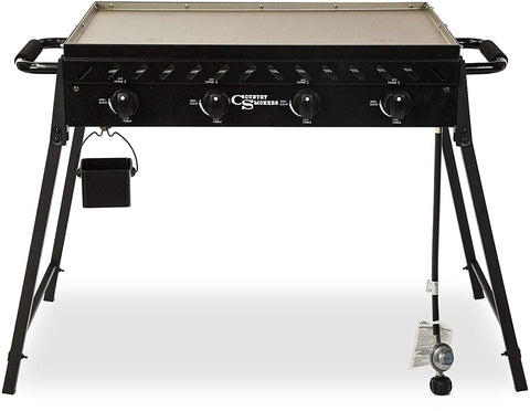 Country Smokers Gas Griddle