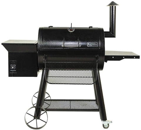 Country Smokers Portable Wood Pellet Grill Smoker
