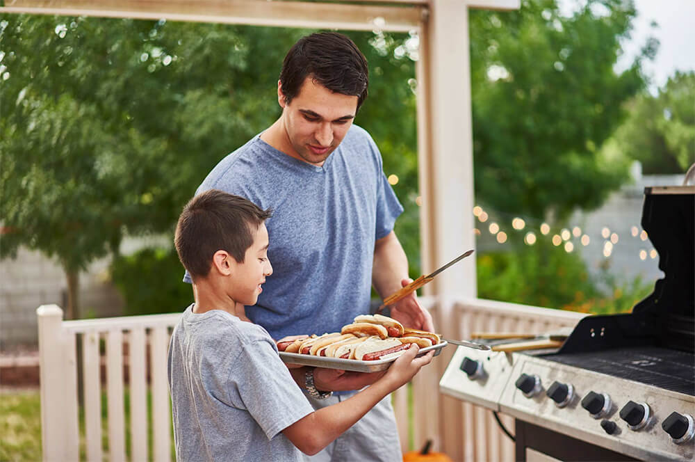 natural gas grill guide