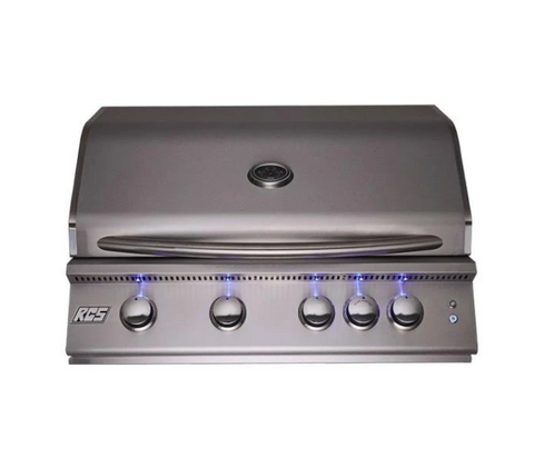 "RCS Grill Premier RJC32AL 32"" Drop-In Gas Grill"
