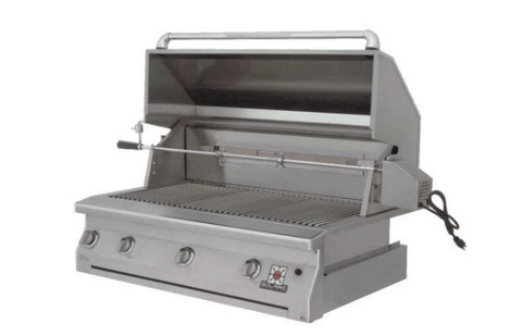 Solaire SOL-AGBQ-42IR 42 Stainless Steel Built-In Infrared Gas Grill