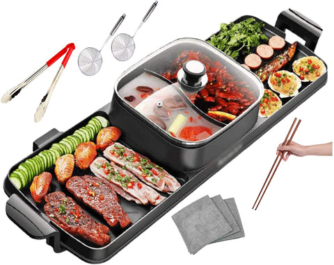 Soup N Grill V2 Hotpot Grill Combo