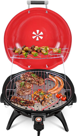 Techwood Electric Outdoor BBQ Grill