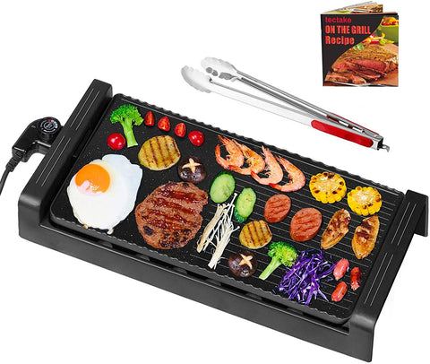 Tectake Electric Grill & Griddle