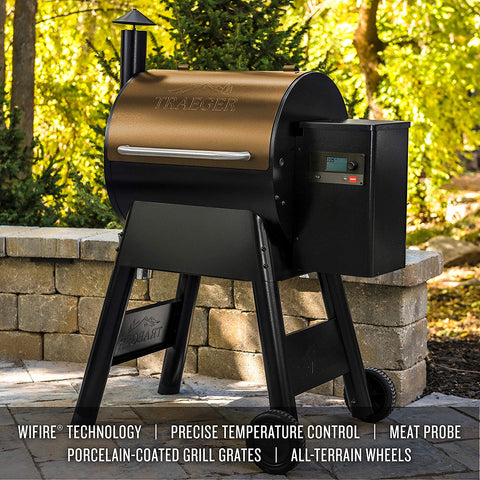 Traeger grill technology