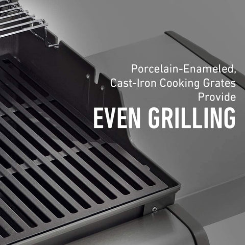 Weber grill cooking grates