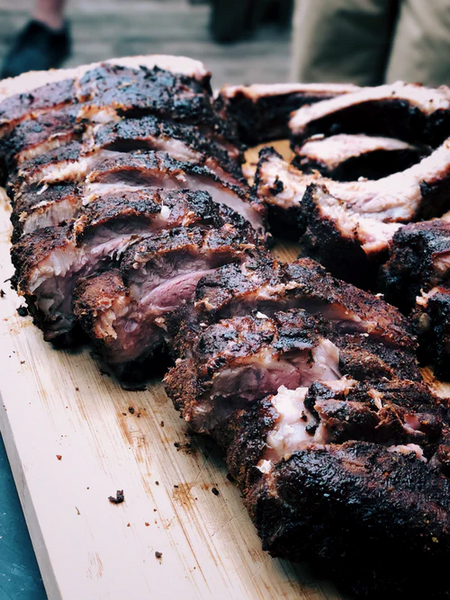 Home made real BBQ ribs take time to perfect, but they're worth the effort.
