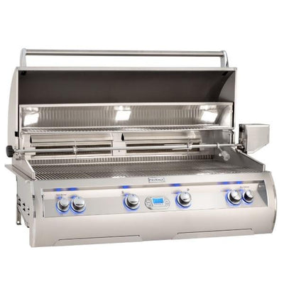 "Fire Magic Echelon Diamond E1060I 48"" Stainless Steel Built-In Gas Grill w/ Magic View Window"