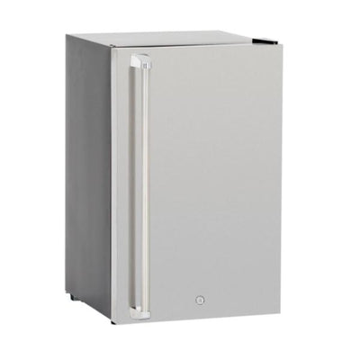 "Summerset SSRFR-21D 21"" Stainless Steel 4.5c UL Deluxe Compact Refrigerator"