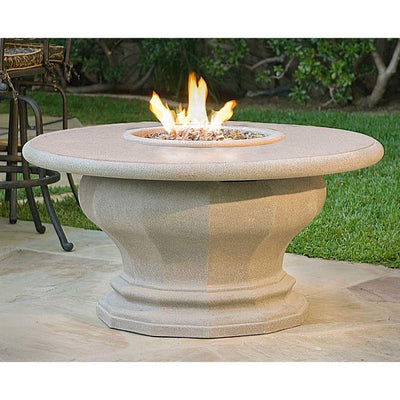 American Fyre Designs 629-CB-11-M2XC Inverted Outdoor Firetable