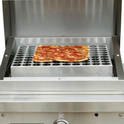 TEC PFRPIZZA Stainless Steel Infrared Pizza Over Rack for Patio & Sterling Patio Grills