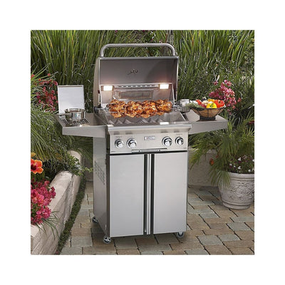 "American Outdoor Grill 30PCT Portable 30"" 3 Burner Gas Grill"