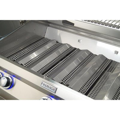 Fire Magic Echelon Diamond E1060i Built-In Gas Grill with flavour grids