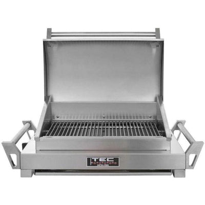 "TEC G-Sport FR GSRNTFR 36"" Stainless Steel Portable Infrared Gas Grill"