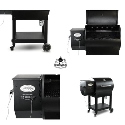 Louisiana Grills LG 1100 Pellet Grill product details image