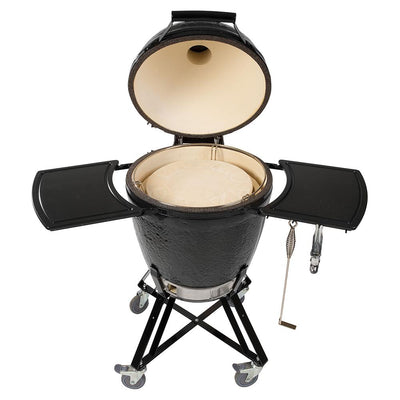 Primo Kamado ALL-IN-ONE with Ash Tool and Grate Lifter