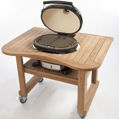 Primo Oval JR 200 Ceramic Charcoal Grill