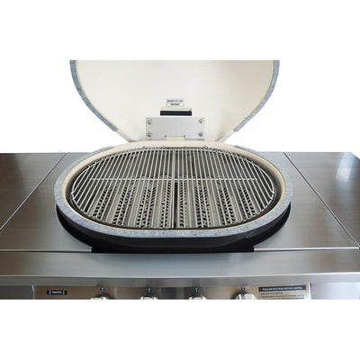Primo Oval G420 Freestanding Gas Grill