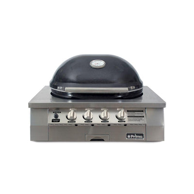 Primo Oval G420 Natural Gas Grill Head