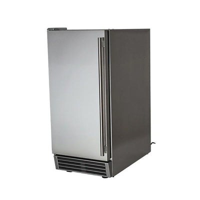 "RCS Grill REFR3 14"" Sainless Steel UL Rated Outdoor Ice Maker"