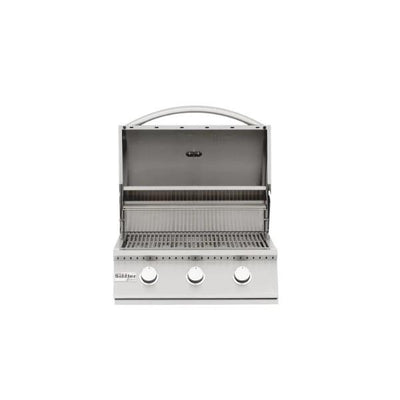 "Summerset Sizzler SIZ26 26"" Stainless Steel 3 Burner Built-In Gas Grill"