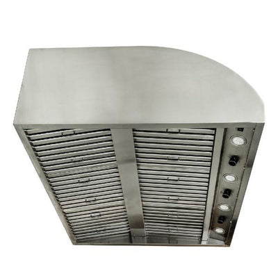 "Blaze BLZ-42-VHOOD 42"" Stainless Steel Outdoor Vent Hood"
