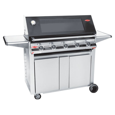 Beef Eater BS19252 Signature S3000E Series 5 Burner Mobile BBQ