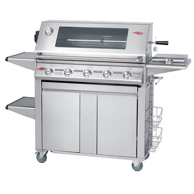 Beef Eater BS19640 Signature Premium Plus 3000S 5 Burner Mobile BBQ