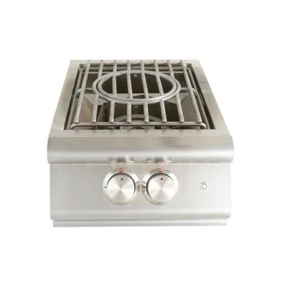 "Blaze 9"" Stainless Steel LTE Built-In Power Burner BLZ-PBLTE-LP"