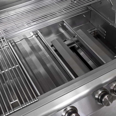 Blaze Grills LTE 4 Burner Built-In Gas Grill cooking grids