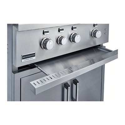 "Broilmaster BSG424N 42"" 4 Burner Stainless Gas Grill (Head Only)"