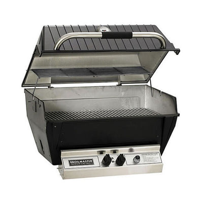 Broilmaster H4X Deluxe Series H-Style Burner Gas Grill (Head Only)
