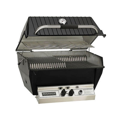 Broilmaster Q3X Slow Cooker Series Oval Burner Gas Grill (Head Only)