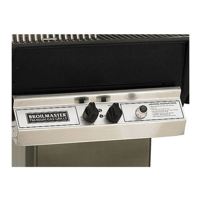 Broilmaster R3 V-Channel Grids Twin Infrared Burner Grill (Head Only)