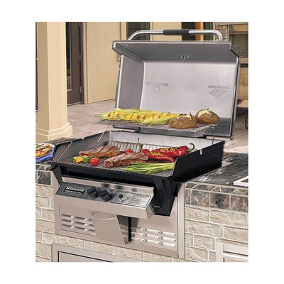 Broilmaster P3SX Bow Tie Burner Premium Gas Grill (Head Only)