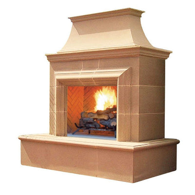 AFD 123-20-X-CB-XXC Standard Reduced Cordova CB Vent-Free Fireplace