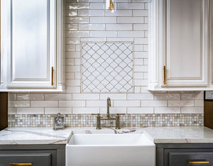 Using Subway Tile - A Timeless Approach