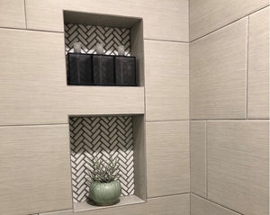 The Latest Trends for Shower Tiles in 2021