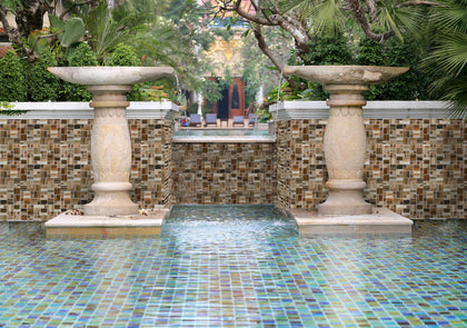 Mosaic Tile Outlet Exterior Wall Tiles